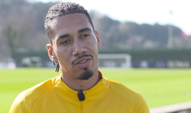 Roma or Manchester United? Chris Smalling has 'interesting decision to make'