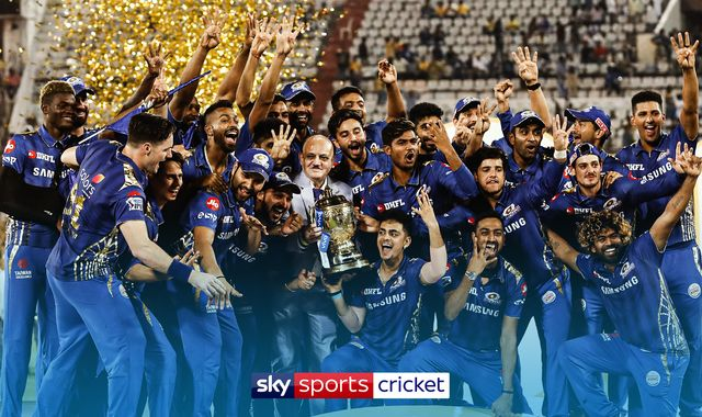 IPL returns to Sky Sports in 2020 as part of a three-year contract