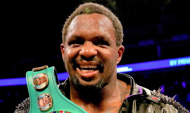 Dillian Whyte brands Anthony Joshua and Tyson Fury as 'jokers' after Marbella meeting - and promises more hostile reception