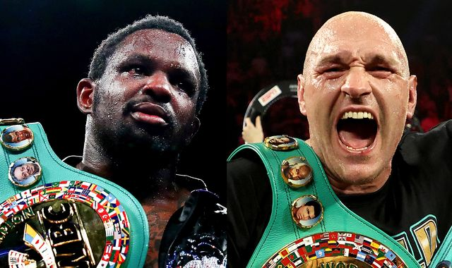 Dillian Whyte says Tyson Fury's American promoter Bob Arum should 'shut up' and show 'respect'