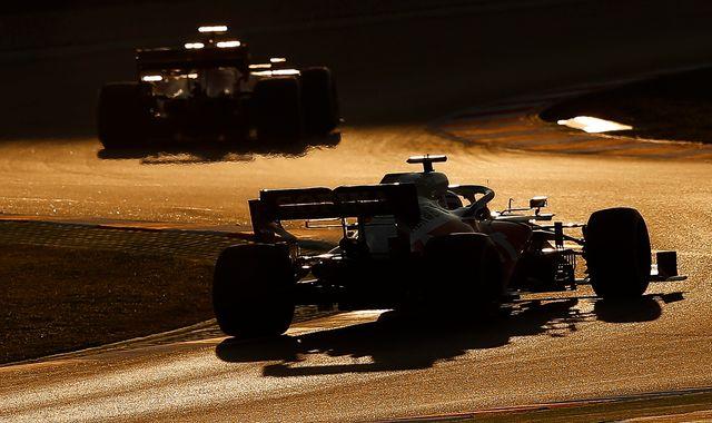 F1 Testing: Teams set for crucial final week ahead of new season