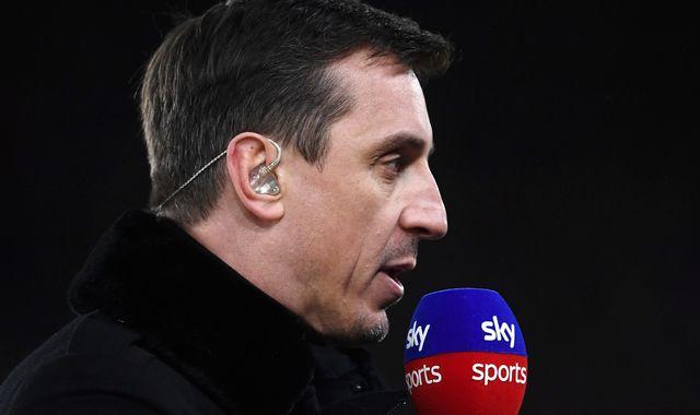Gary Neville believes footballers will contribute financially to coronavirus pandemic