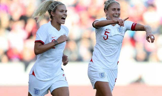 Euro 2021: England Women to play opener at Old Trafford