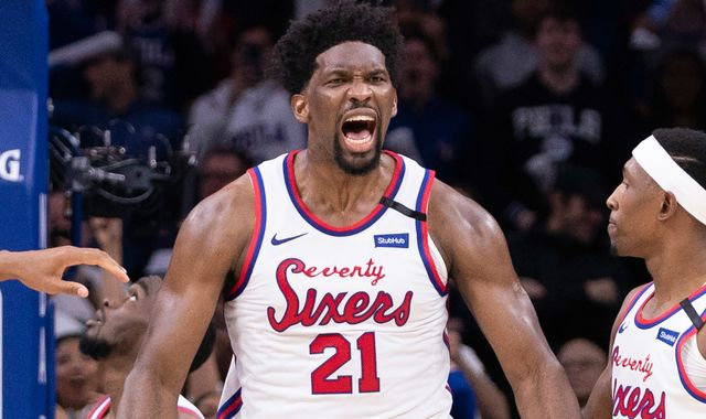 Joel Embiid scores season-high 39 points in 76ers overtime win over Nets