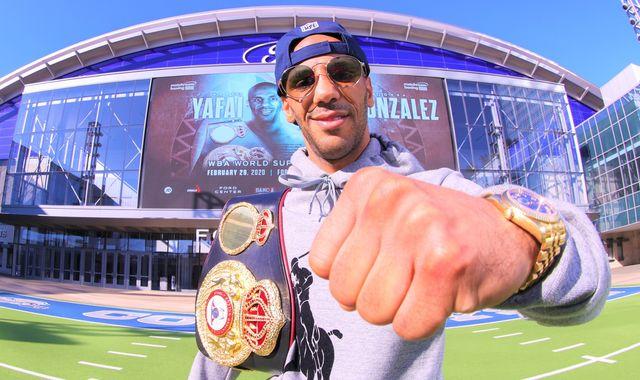Yafai vs Chocolatito: World champion Kal Yafai can deliver crucial blow to his idol Roman 'Chocolatito' Gonzalez