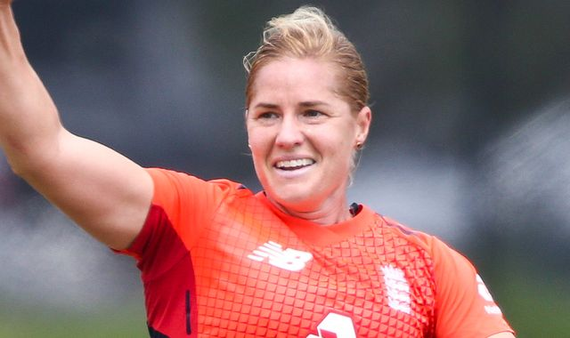 Katherine Brunt ready for England Women's T20 World Cup opener against South Africa