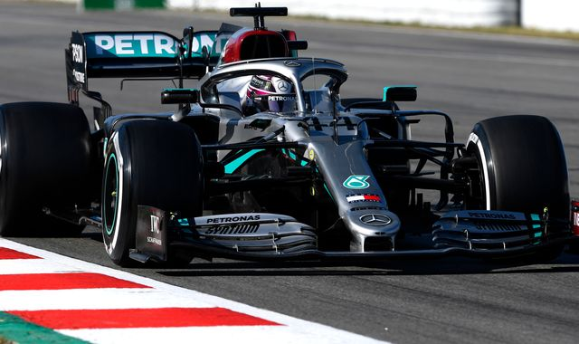 F1 return: Lewis Hamilton, Valtteri Bottas to drive in Mercedes test