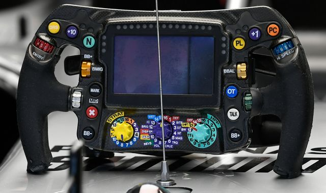 Mercedes' DAS wheel innovation: The 'trombone' sparks F1 intrigue