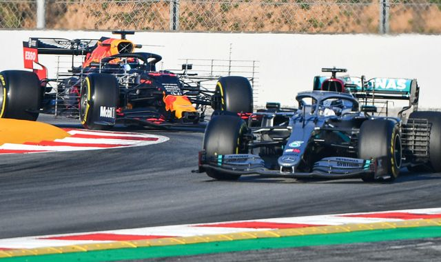 F1 teams in UK launch Project Pitlane to help in coronavirus fight