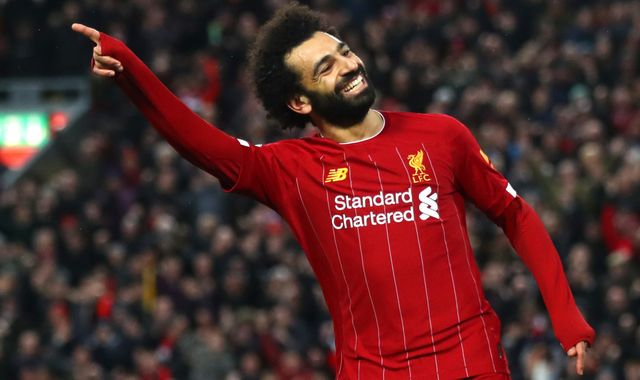 Mohamed Salah: Liverpool title win an 'unbelievable feeling' after shedding tears when 2018/19 hopes slipped away
