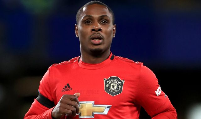 Odion Ighalo: Manchester United close to agreeing loan extension for striker