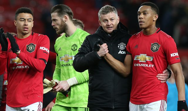 Ole Gunnar Solskjaer exclusive: Unfair to call out 'easy target' footballers during coronavirus