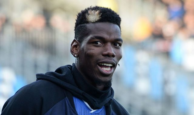 Paul Pogba: Mino Raiola says Italy second home for Manchester United midfielder