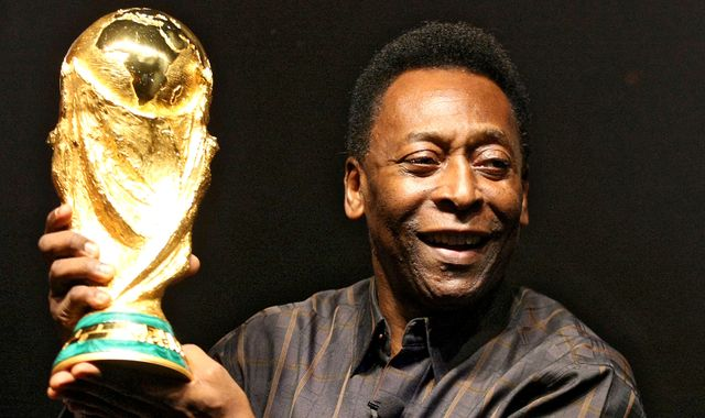 Pele: Brazil legend insists 'I'm fine' amid health concerns