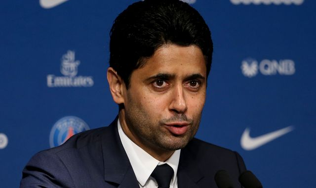 PSG president Nasser Al-Khelaifi charged for bribing ex-FIFA secretary general Jerome Valcke