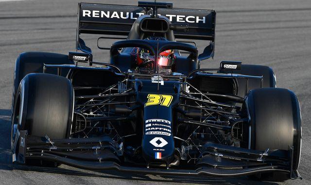 F1 Testing, Day One AM: Valtteri Bottas ahead as 2020 starts fast