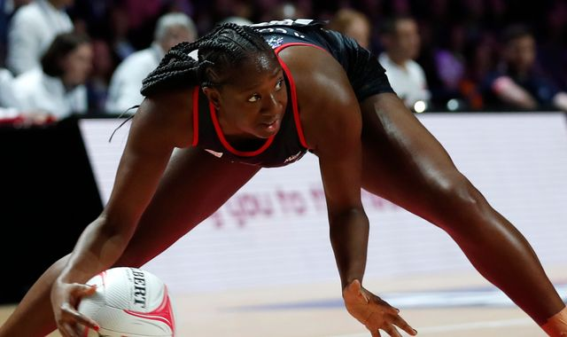 Kat Ratnapala believes netball will 'fly again' but COVID-19 has put Saracens Mavs' future in jeopardy