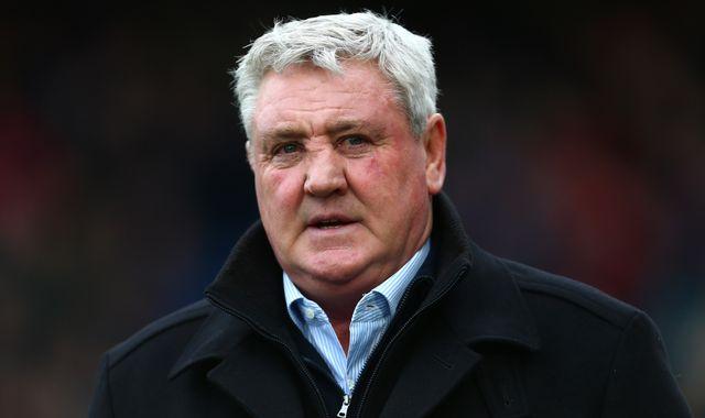 Steve Bruce: Newcastle ban handshakes amid coronavirus fears
