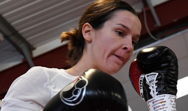 Harper vs Jonas: Terri Harper questions if challenger Natasha Jonas can handle the pressure