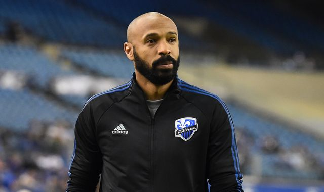 Thierry Henry: Montreal Impact boss says no one cares about the coach