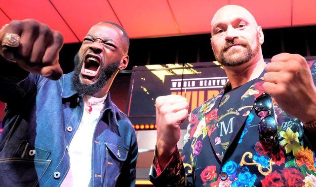 Wilder vs Fury 2: Tyson Fury says Wladimir Klitschko punched harder than Deontay Wilder