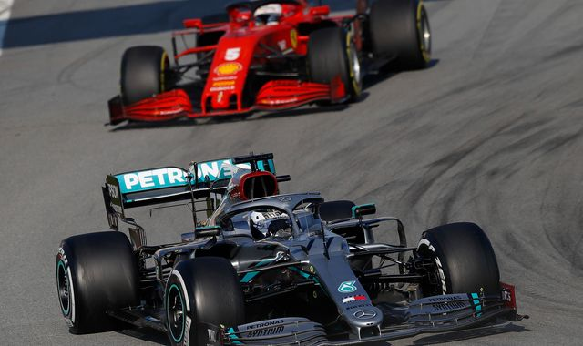 F1 Testing, Day Three: Valtteri Bottas storms clear as Mercedes shine