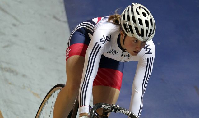Vicky Williamson: Team GB athlete targets bobsleigh gold years after horror cycling injury