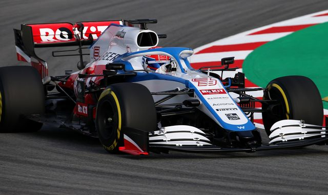 Williams consider selling F1 team as part of strategic review
