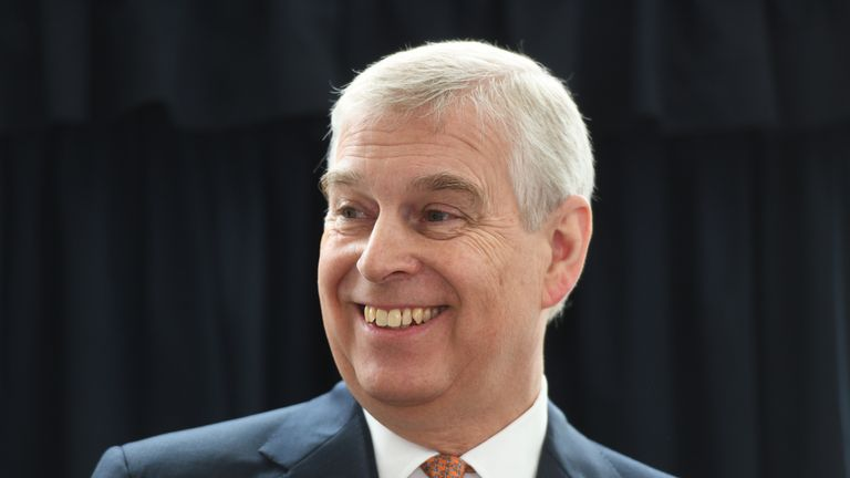File photo dated 21/03/19 of the Duke of York, who is due to attend a memorial to celebrate the 75th anniversary of the liberation of Bruges in his role as Colonel of the Grenadier Guards.