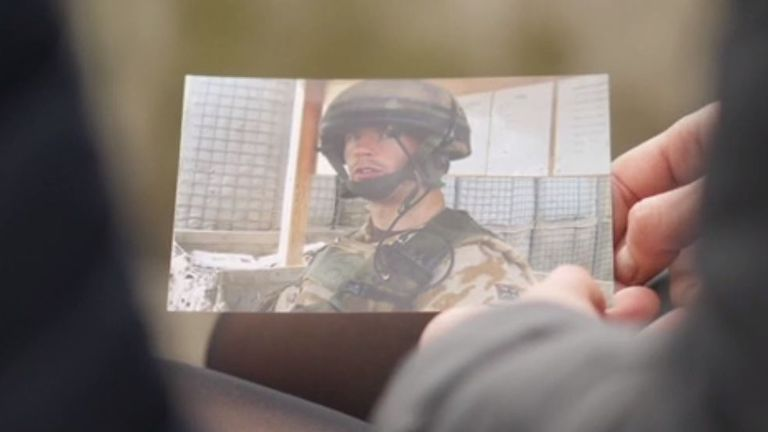 Lance Corporal James Bateman