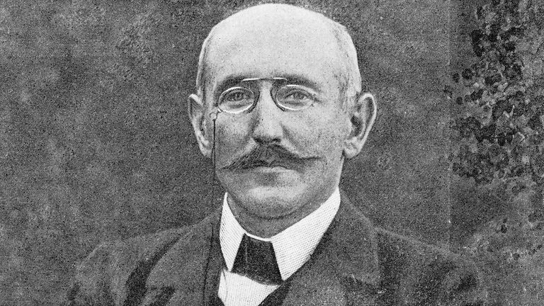 Portrait of Alfred Dreyfus