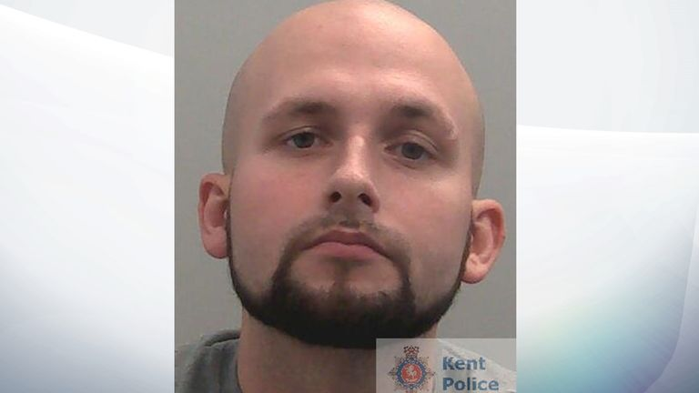 Phillip Barnard, 25, was jailed for three years and seven months