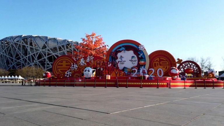 Beijing still