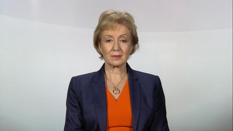 Andrea Leadsom said she did not want to give John Bercow any more airtime after he called her untrustworthy