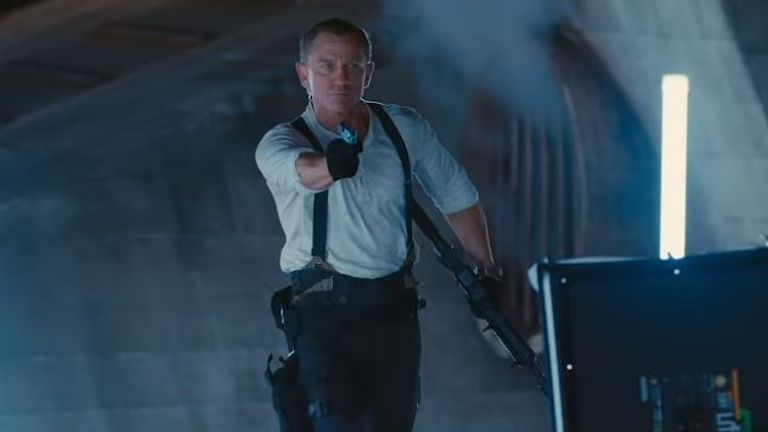 This will be Daniel Craig's final chapter as Bond