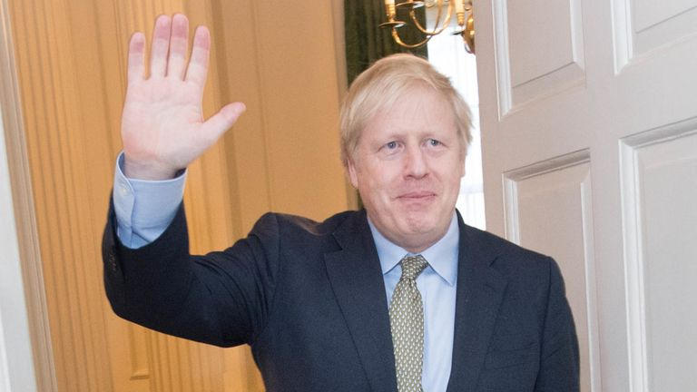 Boris Johnson is expected to show several cabinet ministers the door in his reshuffle