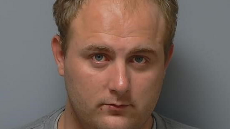 Brendan Rowan-Davies has been jailed for a minimum of 30 years. Pic: Hampshire Constabulary