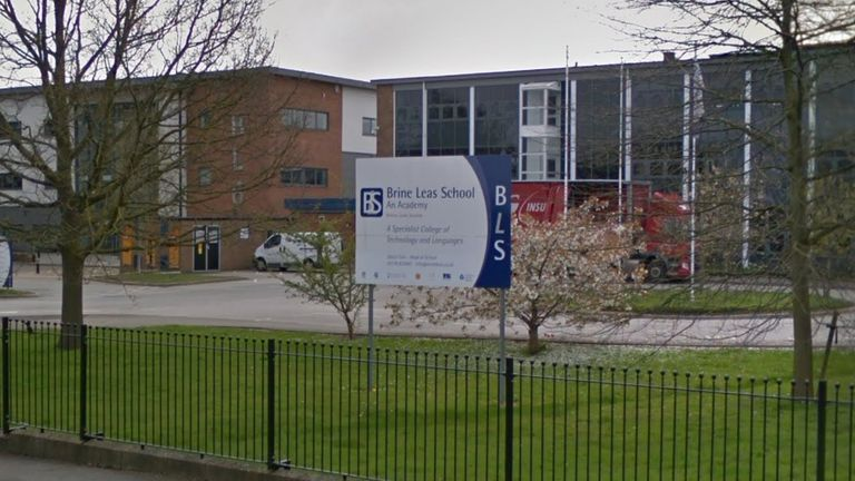 Brine Leas School says it has closed its sixth form due to 'staff shortages'