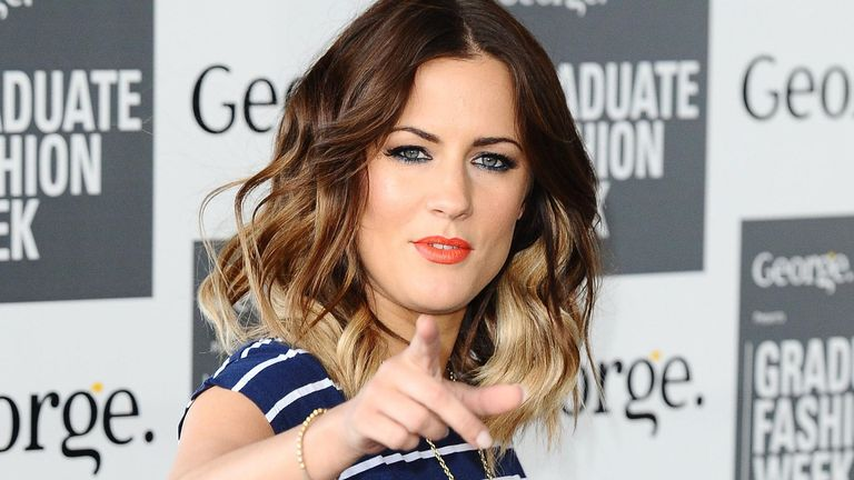 File photo dated 13/6/2012 of Caroline Flack arriving at the Graduate Fashion Week Gala and Awards Show at Earls Court, London. The TV presenter has died, her family said in a statement. PA Photo. Issue date: Saturday February 15, 2020. See PA story DEATH Flack. Photo credit should read: Ian West/PA Wire