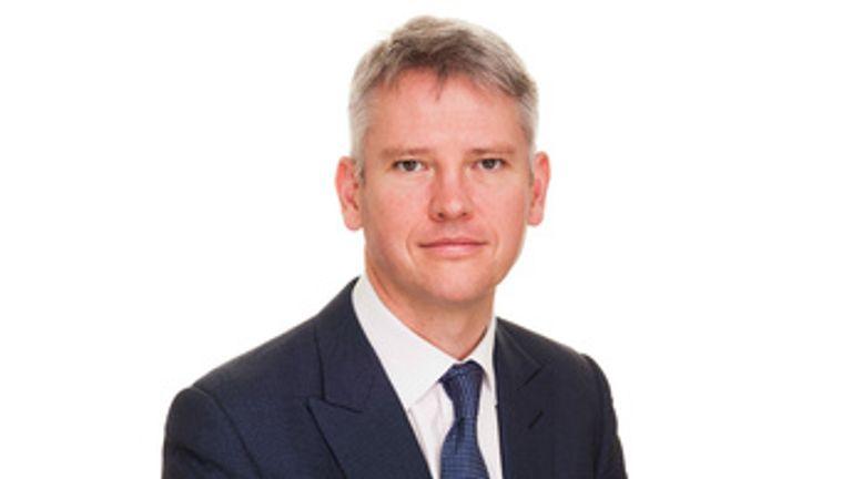 Charles Woodburn has run BAE Systems since 2017. Pic: BAES