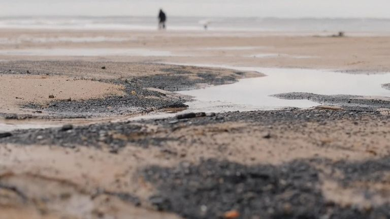 Druridge Bay is part of a region with a rich history of coal mining