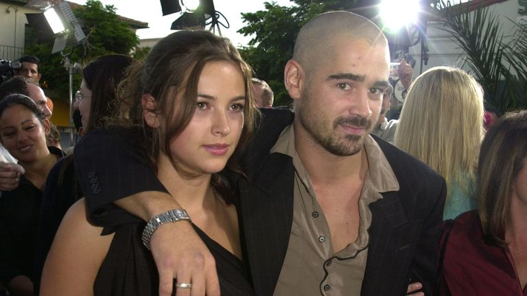 American Outlaws Los Angeles Premiere in 2001