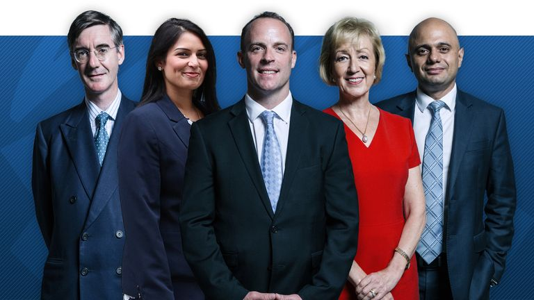 Conservative reshuffle