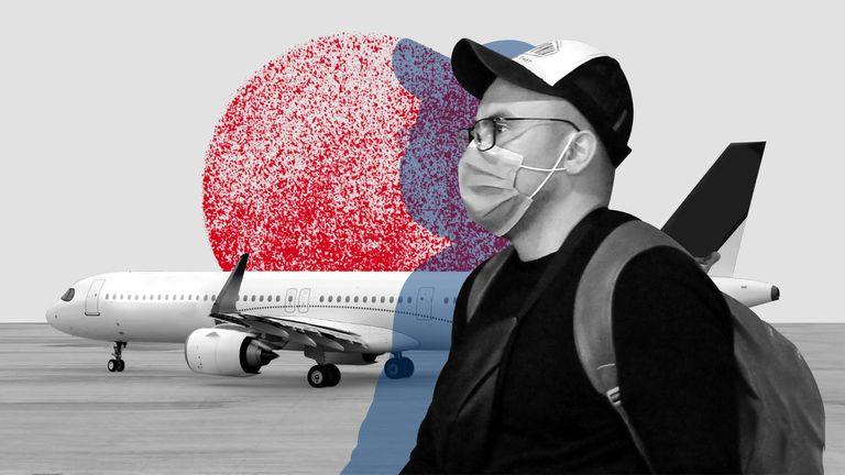 Coronavirus is affecting travel across the globe