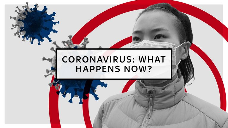 What happens now with the coronavirus quarantine?