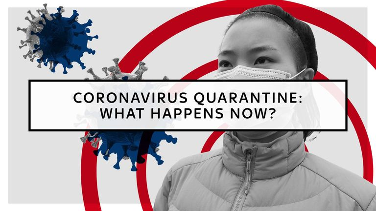 Coronavirus quarantine: What happens now?