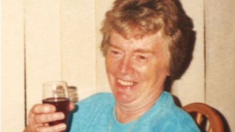 Dorothy Woolmer, 89, was allegedly raped and murdered in her Tottenham home.