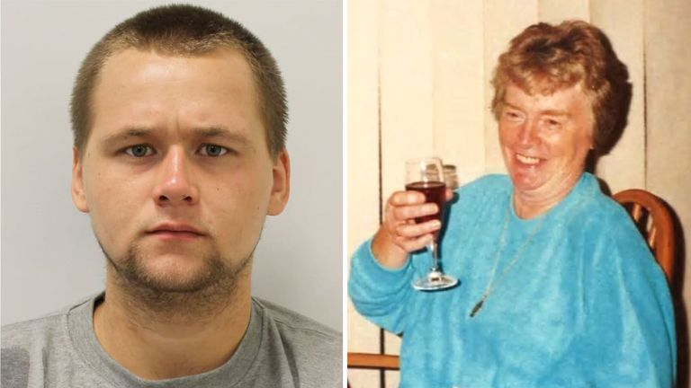 Reece Dempster was jailed for murdering and sexually assaulting Dorothy Woolmer