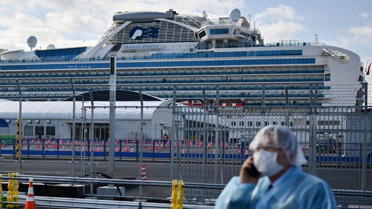 Some scientists believe the passengers and crew should have been quarantined on land