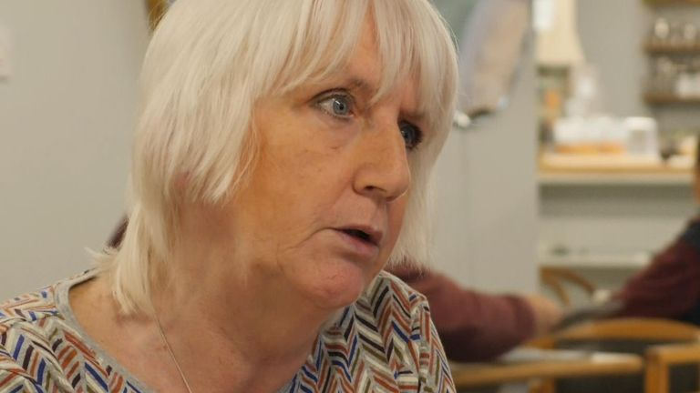 Campaigner Lynne Tate says mining should be consigned to history